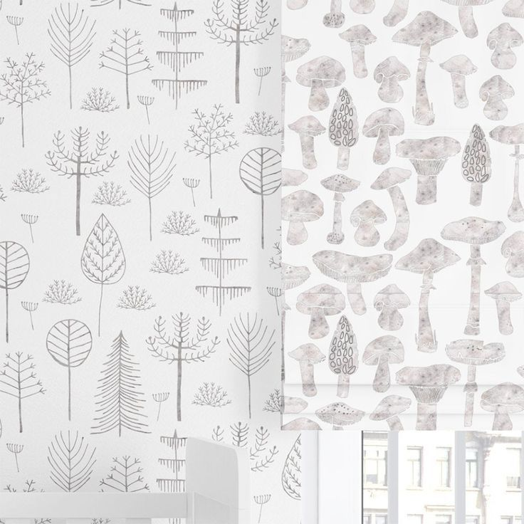 Gender Neutral Watercolor Woodland Trees Wallpaper Feature Wall Peel And Stick Wallpaper Removable Wall Paper Forest Nursery Wall Nursery Wallpaper Neutral Wallpaper Peel Stick Wallpaper