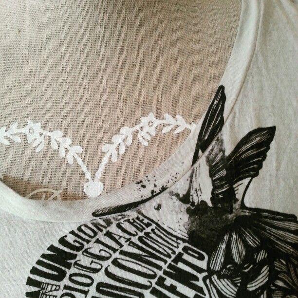 Colibri Ghirigoro T-Shirt made in Italy