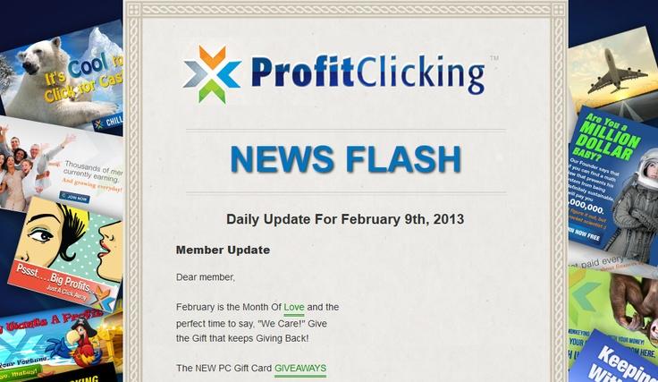 Member Update for February 9, 2013