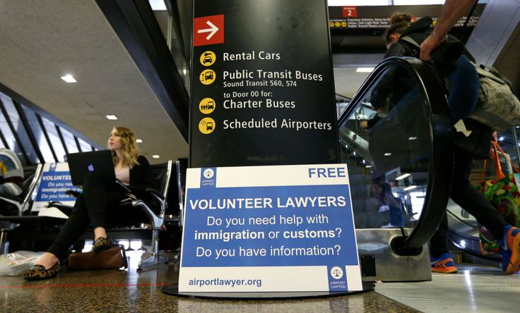 Airports, legal volunteers prepare for new Trump travel ban - The Denver Post