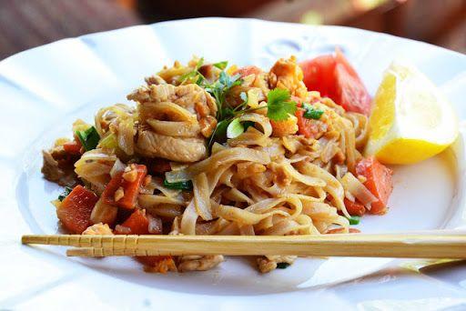 Pad Thai Recipe on Yummly