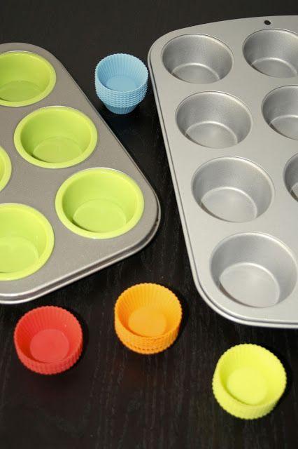 Tu medio cupcake: Moldes de repostería: tipos, ventajas e inconvenientes