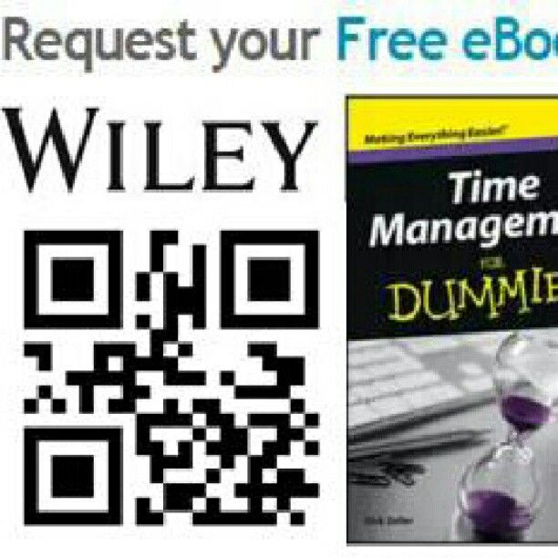 """Receive Your Complimentary eBook NOW! """"Time Management For Dummies"""" Learn to use your time effectively and get greater results with this popular mini edition! Everyone is endowed with the same amount of time each day: 86400 seconds  and your ability to manage that time toward goals and objectives can tip the balance of success in your favor. No matter what career and job role you're in this practical guide delivers solutions for working better and faster getting rid of time-wasting…"""