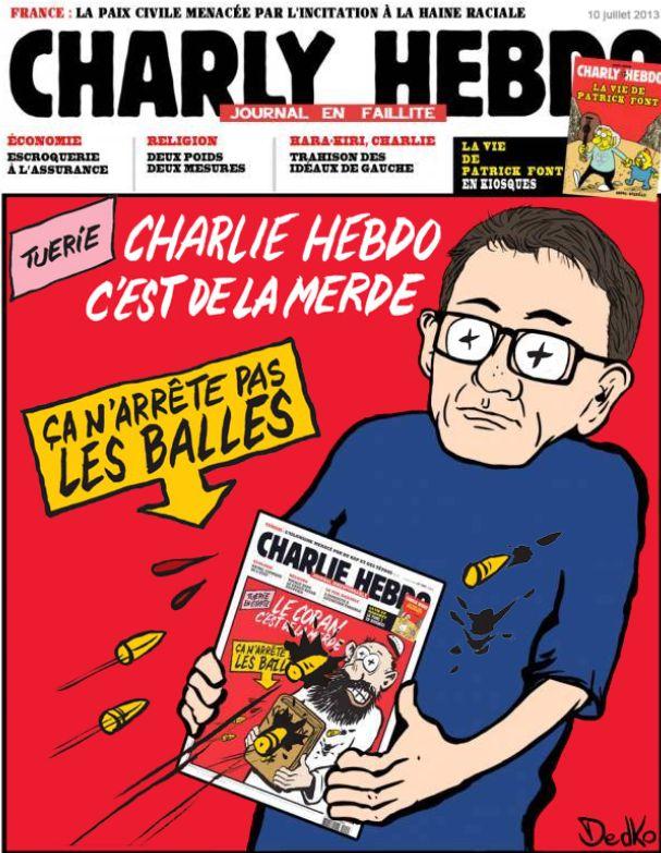 CHARLY HEBDO
