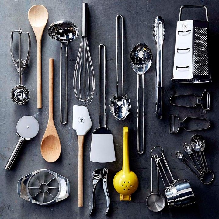 Williams-Sonoma Open Kitchen Essential 19-Piece Tool Set