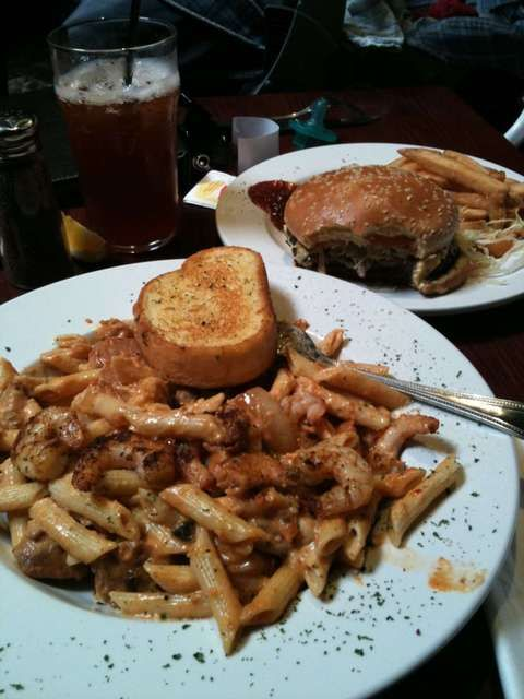 Cheddar's New Orleans Pasta just made this for dinner. It was really good!