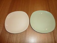 1950-60's 2 x Johnson Australia Soverign Design Plates