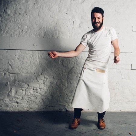Dancing Aprons? That's a thing right? Either way, our aprons are very good for dancing in.