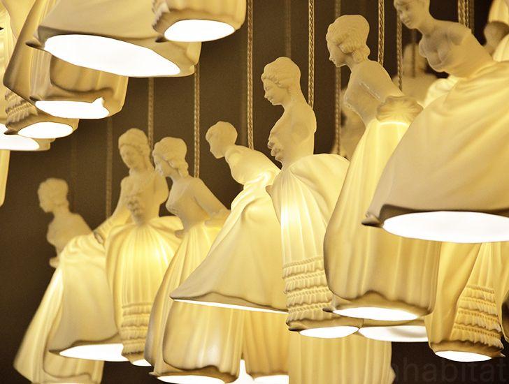 14 Radiant Lighting Designs From Euroluce For Milan Design Week