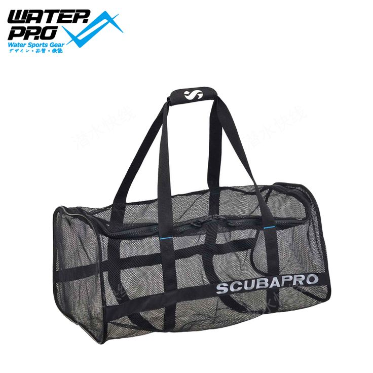 Scubapro Mesh Bag 84L Nylon Mesh Bag Diving Bag