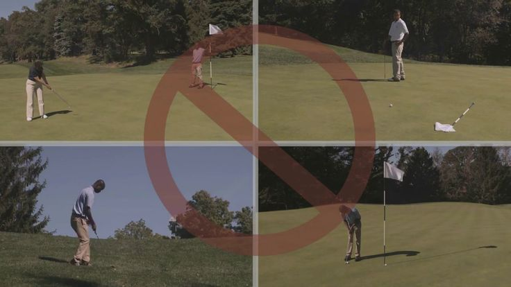 Rules of Golf Explained: The Flagstick