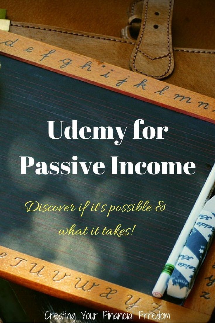 Do you want to create passive income or a profitable side hustle? Teaching on Udemy might be just what you need! Learn more here!