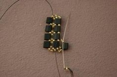 A Free and Fancy Tile Bead Bracelet Beading Pattern