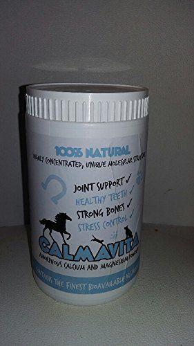 Calmavita Amorphous Calcium & Magnesium Powder For Horses 1200g