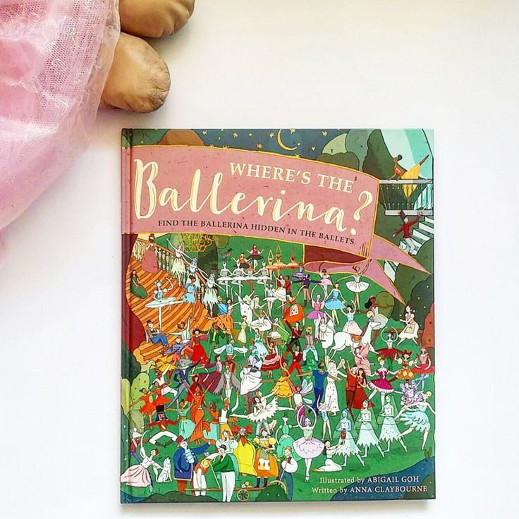 My twin girls, 8, have danced ballet for a few years now and I'm always looking for ways to inspire their dancing. This book is a fantastic introduction to 10 of the world's best-loved ballets. Where's the Ballerina? Find the hidden ballerina in the ballets is written by Anna Claybourne and illustrated by Abigail Goh. It is published by Quarto Group UK, January 2017. My review is at https://goo.gl/yrqfeq.