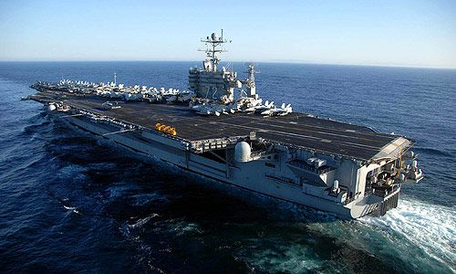 India Is About To Finalise The Blueprint Of The INS Vishal, A 65,000 Tonne Nuclear Powered Supercarrier