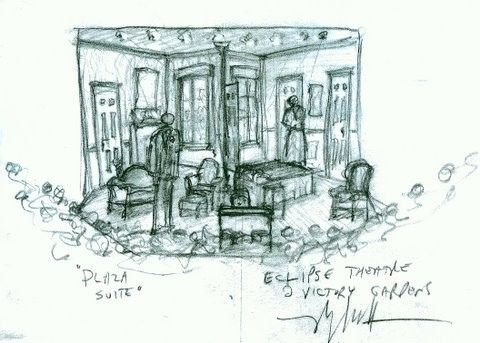 Plaza Suite by Neil Simon by Eclipse Theatre Company, via Flickr