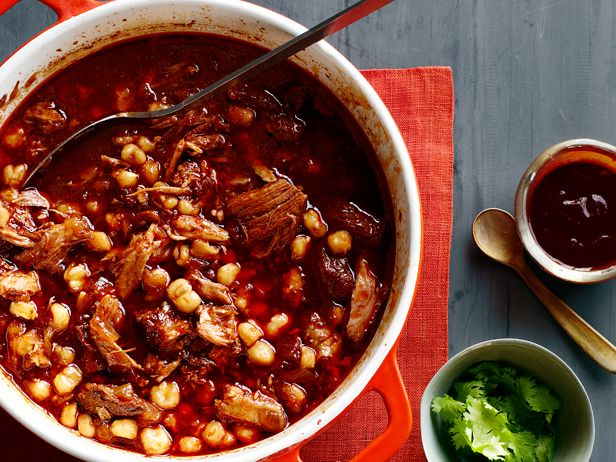Posole Rojo Recipe : Food Network Kitchen : Food Network - FoodNetwork.com