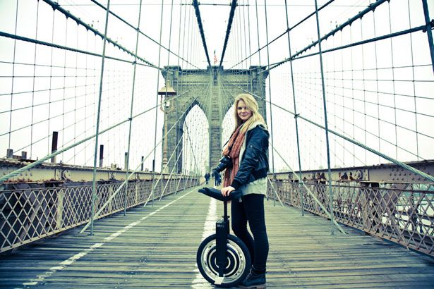 SBU V3 Self-Balancing Unicycle by Focus Designs | Tuvie