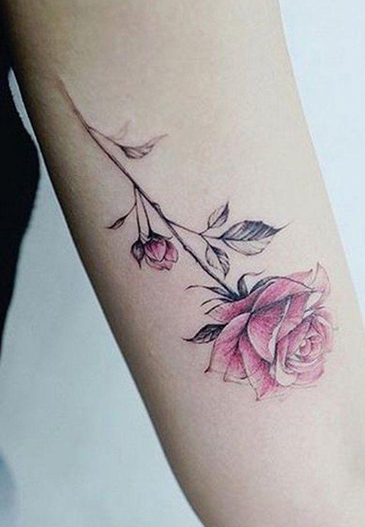 100 Trending Watercolor Flower Tattoo Ideas For Women Tattoo