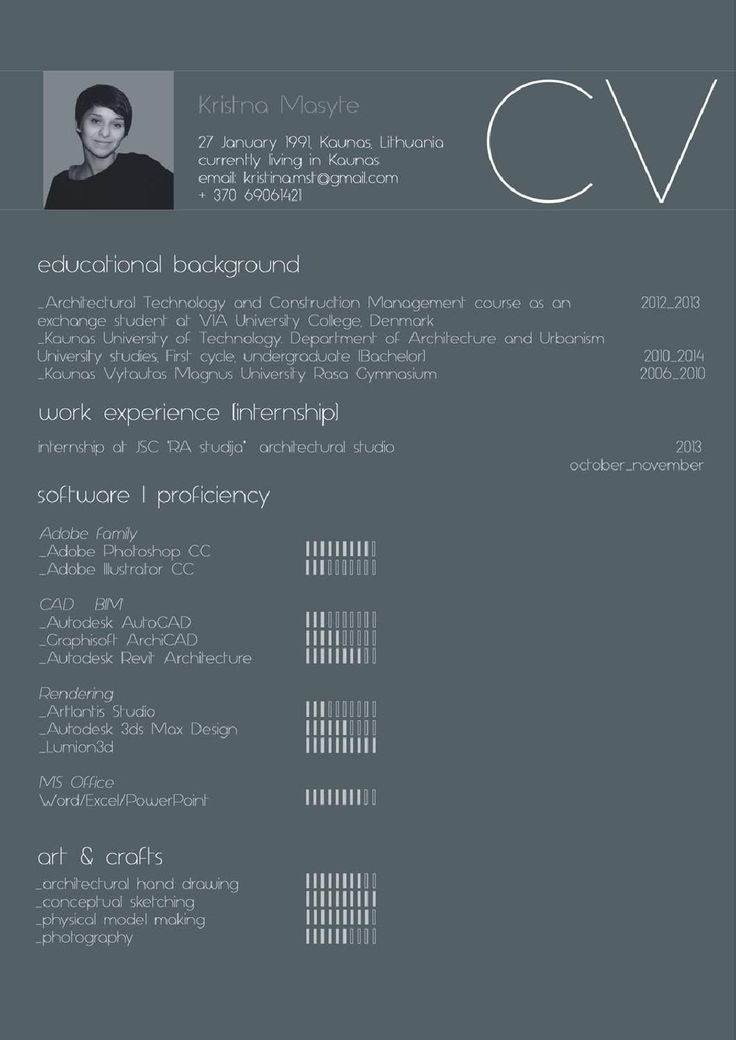 Best 25+ Architectural cv ideas on Pinterest Cv format for job - architectural consultant sample resume