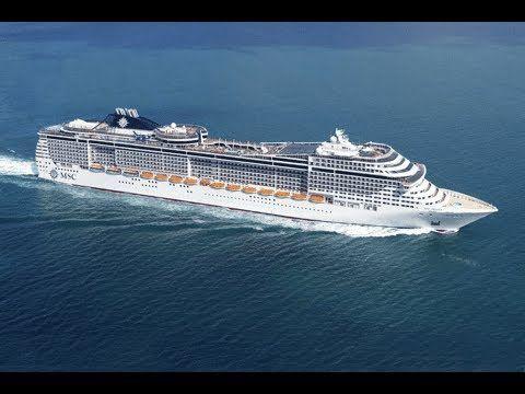 cool MSC Divina Med Cruise 2015 - Med Cruise from Barcelona or Rome