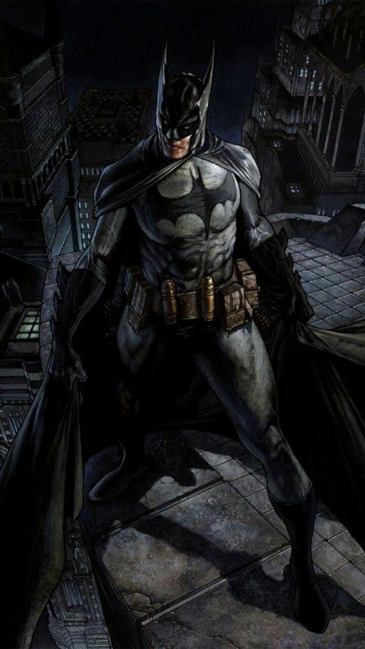 Batman al buio.