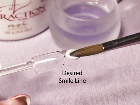 Perfect Smile Lines Every Time | Tips & Tricks for Professional Nail Technicians