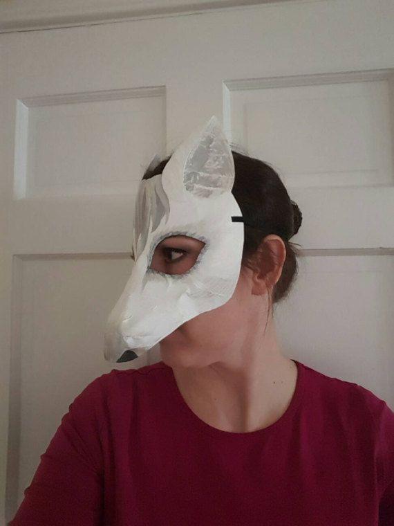 Máscara de caballo disfraz de caballo