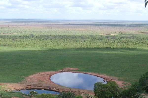 @ Voi Safari Lodge Tsavo