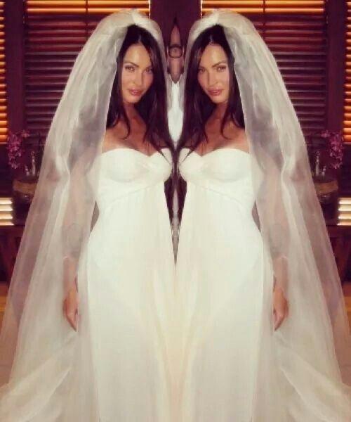 Megan Wedding Dress: Megan Fox Wedding Dress