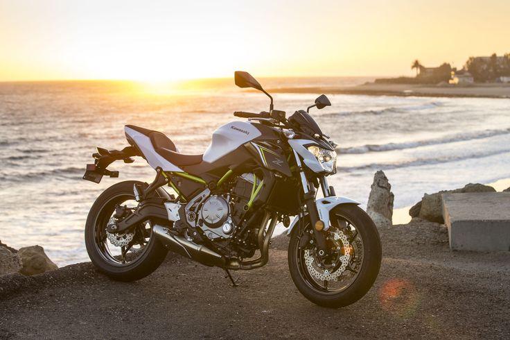 2017 Kawasaki Z650 - FIRST RIDE REVIEW   Cycle World