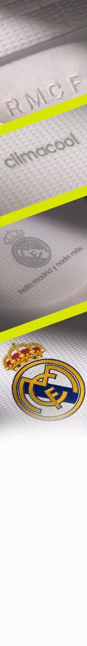 Real Madrid Home Shirt 2015/16