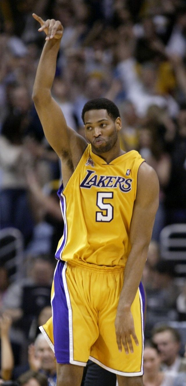 67. Robert Horry, SF, Houston Rockets, Phoenix Suns, Los Angeles Lakers and San Antonio Spurs