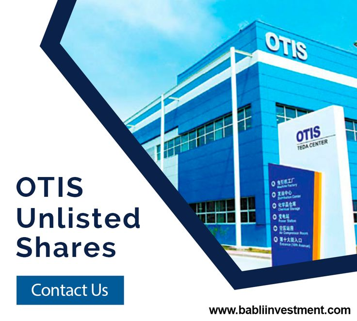 Otis Unlisted Shares  Otis Elevator Company is the world's largest manufacturer and maintainer of people-moving products, including elevators, escalators and moving walkways - a constant, reliable name for more than 160 years. #OTIS #OTISUnlistedShares #OTISDelistedShares  #UnlistedShares #UnlistedSharesConsultant #ConsultantsInMumbai #DelistedShares #Shares #UnlistedDelistedShare #Investment #Investments #InvestmentConsultant #InvestmentConsultants #Mumbai #OTISElevator #Elevator…