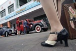 February 16th + 17th - Napier, North Island, New Zealand   * Napier brings out the vintage cards and flapper-era outfits for Art Deco Weekend, the third weekend of February every year.  After an earthquake and fire destroyed its downtown in 1931, Napier was rebuilt in the popular style of the day.  Now it is an outstanding example of an art deco community.