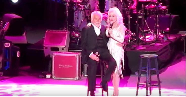 Dolly Parton's final serenade to Kenny Rogers will have you feeling every emotion