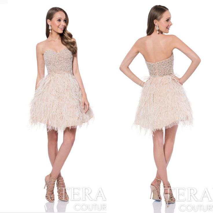 Terani Couture C3686 for $875. Available in Nude. #miabellacouture ...