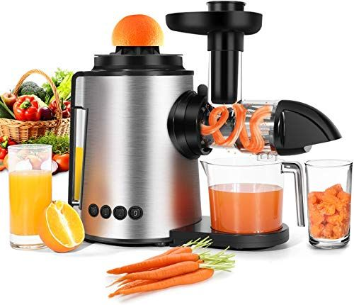 SAGNART MASTICATING JUICER Slow Juicer