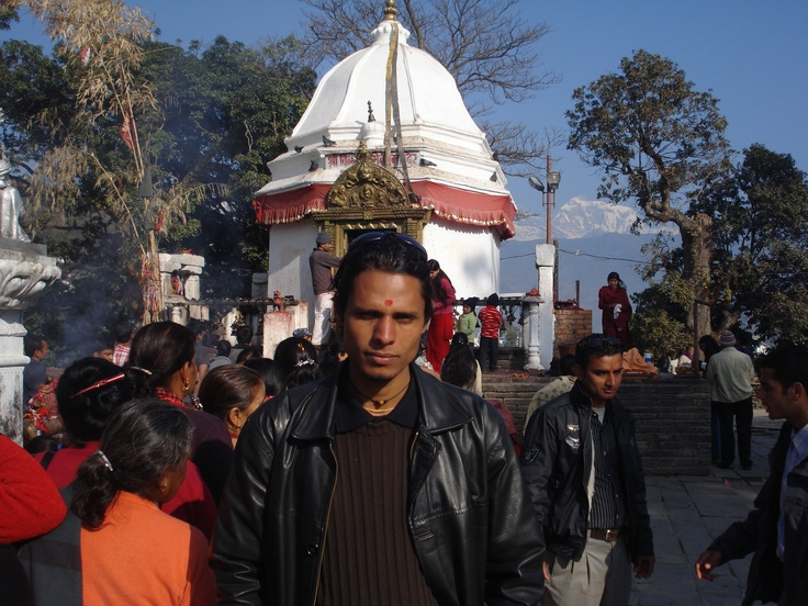 It is a temple dedicated to the Goddess Bhagwati. Goddess Bhagwati is regarded as pokhara's Guardian deity, also known as shakti or kali. Worshippers flock here to perform sacrifices, and especially on Saturdays the park like grounds take on a festive air. The temple is in between pokhara-Baglung Highway and the Ram Krishna locality