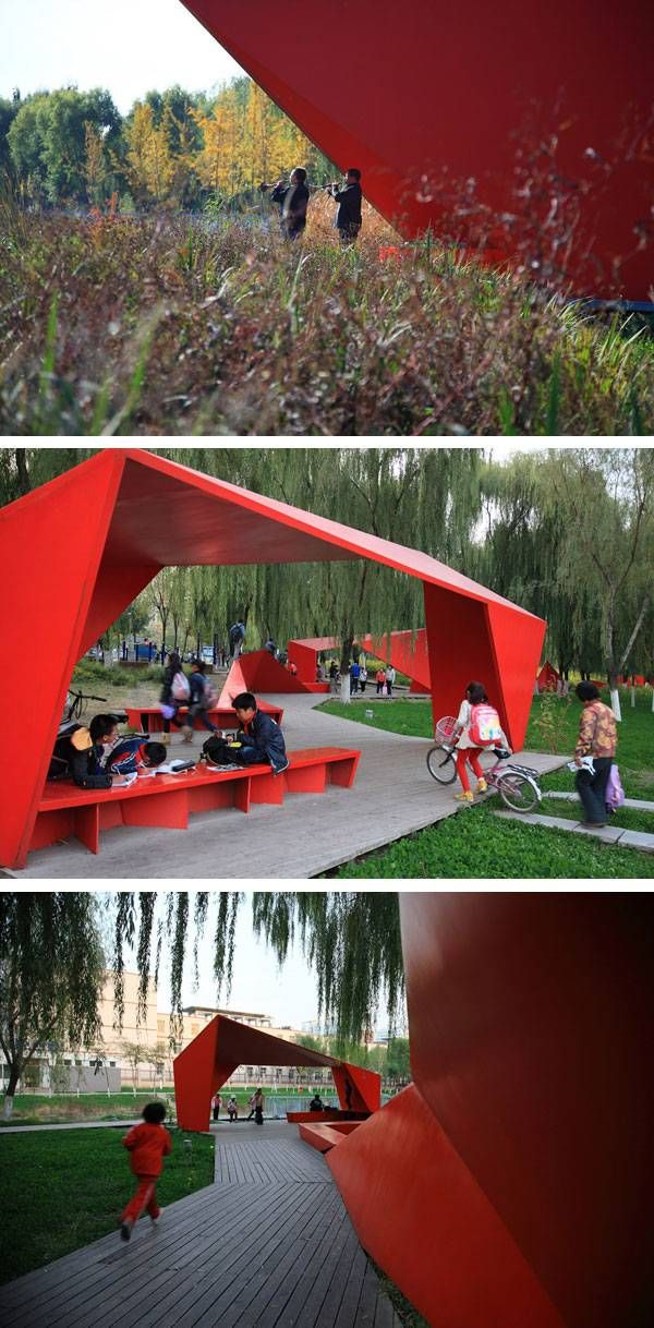 From Neglected to Extraordinary. The Story of the Qian'an Sanlihe Greenway