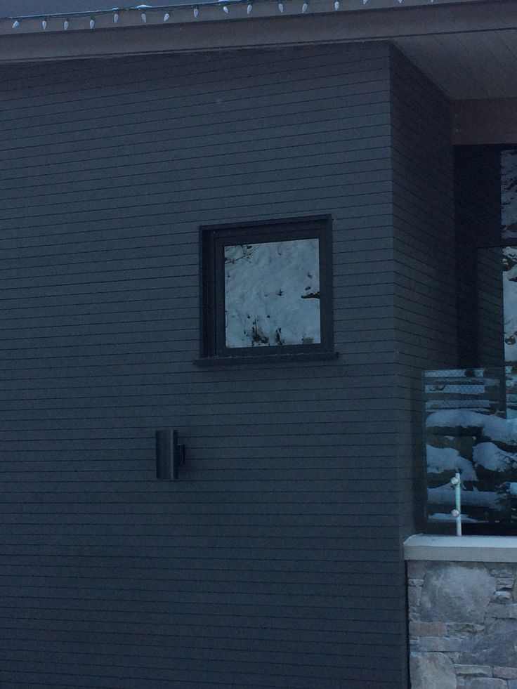 Exterior Window Trim - Lakecrest