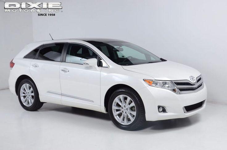 2014 Toyota Venza PANO ROOF NAV BACK UP JBL SOUND CARFAX CERTIFIED  | eBay