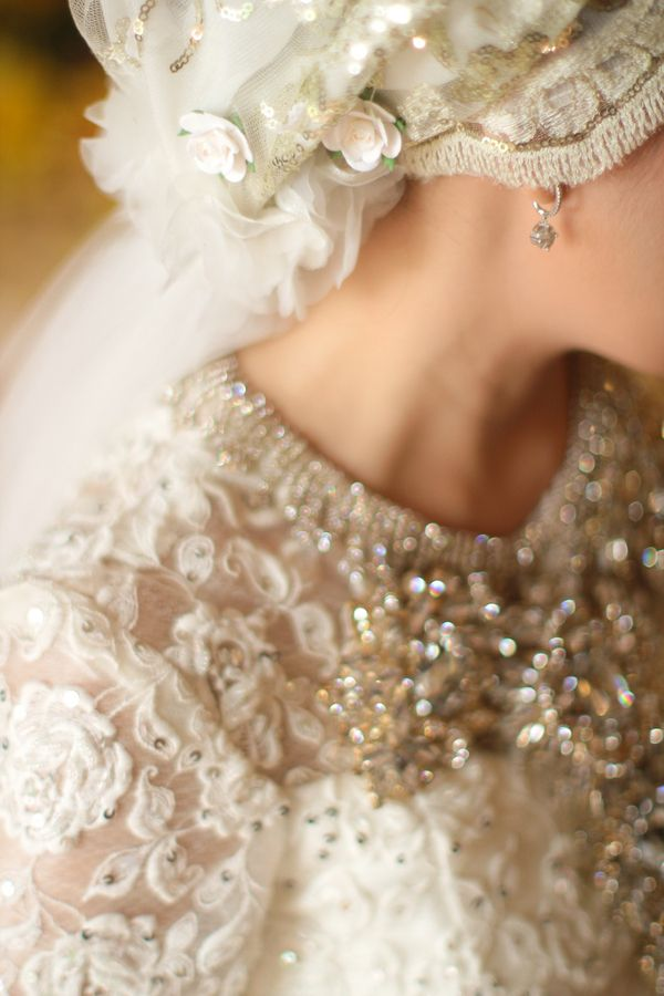 Gorgeous muslim bride  //  one happy story