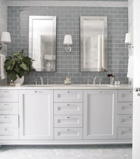 3 x 6 ceramic/porcelain. Other color options - ivory, blue, grey, silver, etc