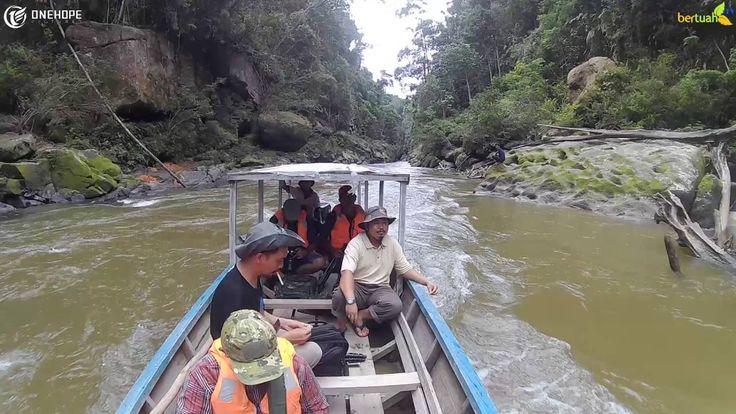 Trailer Objek Wisata Sungai Batang Kopu, Green Canyon Riau