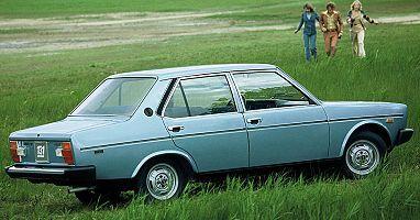Fiat 131 Mirafiori Special