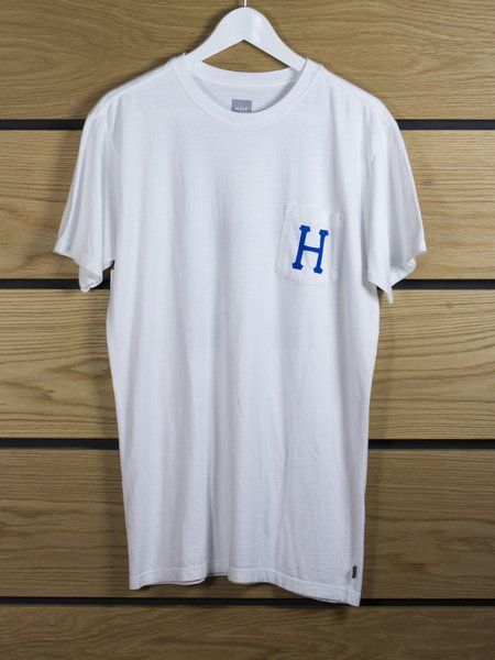HUF HUF Classic H Pocket T-Shirt WAS: £32.5 - NOW 25% OFF £24.38 (€28.04)