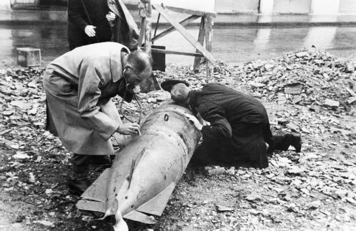 Bomb Disposal Squads - The Forgotten Heroes Of The Blitz - https://www.warhistoryonline.com/war-articles/recognition-bomb-disposal-squads.html