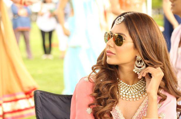 Sonam Bajwa; a Rising Style Icon of Punjabi Film Industry!